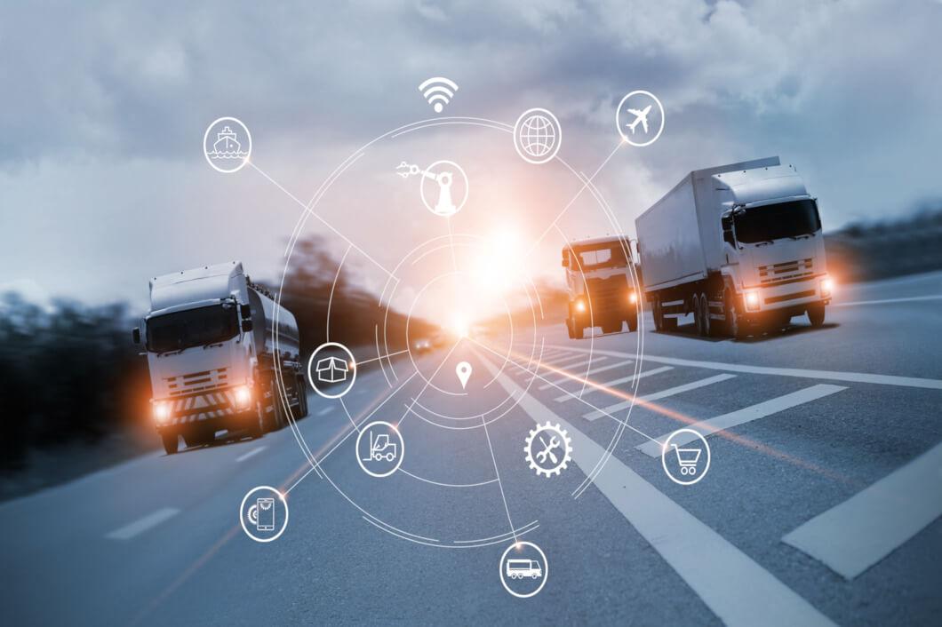 Digitalizáció a nemzetközi szállítmányozás, logisztika területén